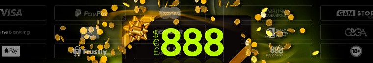 888 Casino Payment Methods